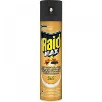 RAID MAX  3 v 1 lezoucí hmyz 400 ml