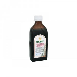 BIOMEDICA Ra-vit sirup 250 ml
