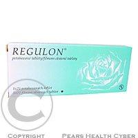 REGULON  1X21 Potahované tablety
