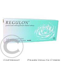 REGULON  3X21(=63) Potahované tablety
