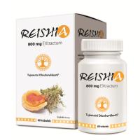 REISHIA 800 mg EXtractum 60 tobolek