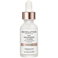 REVOLUTION Sérum na rozšířené póry se zinkem (Blemish and Pore Refining Serum) 30 ml