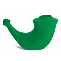 RHINO HORN Konvička na výplach nosu zelená