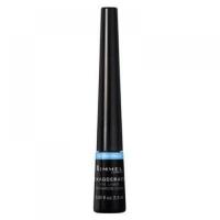 Rimmel London Exaggerate Eye Liner Waterproof 2,5ml 003 Black