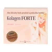 ROSEN PHARMA Rosen Kolagen Forte 120 tablet + 2 RosenSpa zelená koupel ZDARMA
