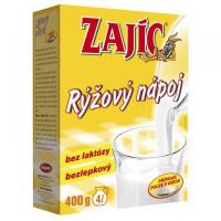 MOGADOR Rýžový nápoj Zajíc 400 g