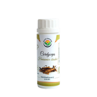 SALVIA PARADISE Cordyceps housenice standardizovaný extrakt 100 kapslí