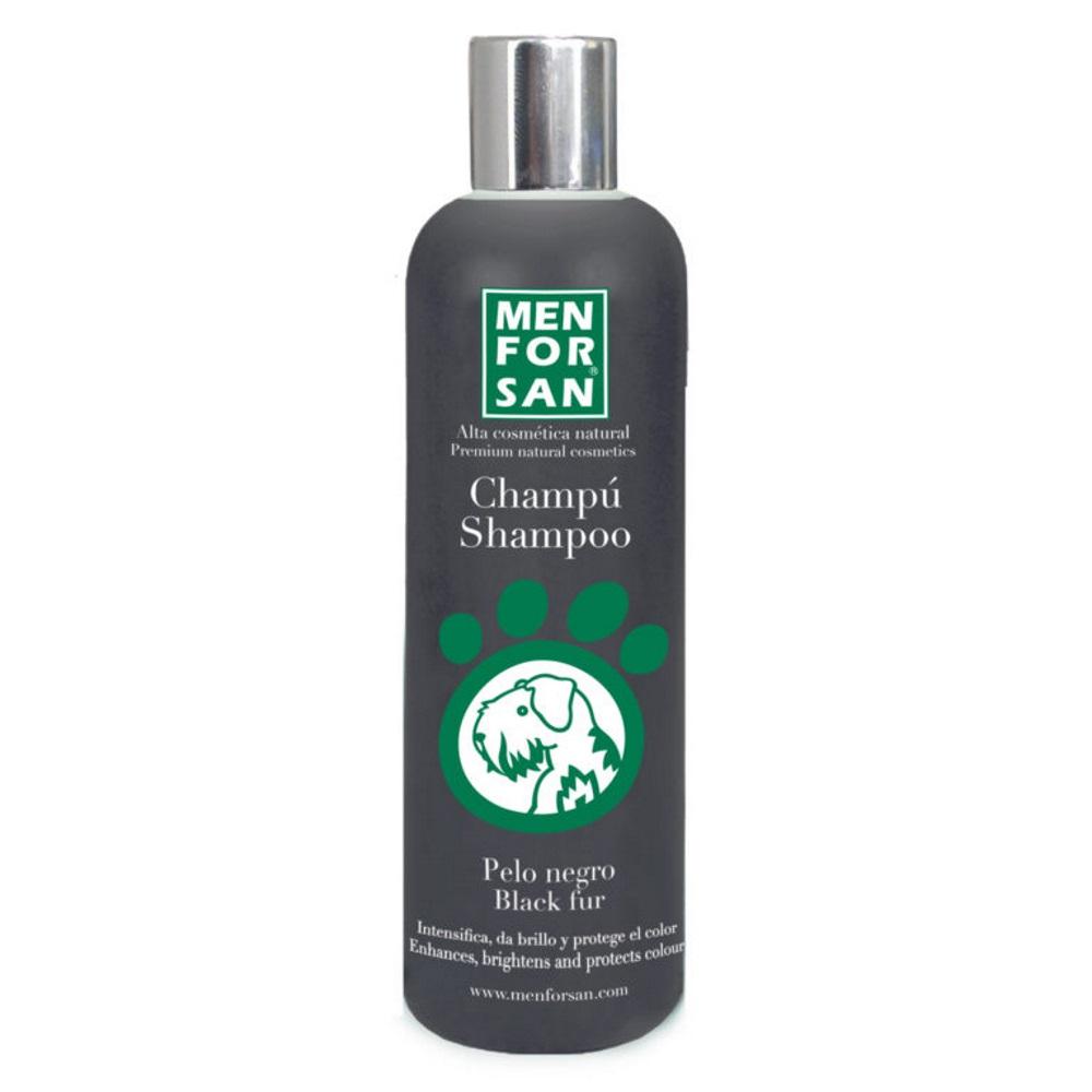 Menforsan šampon na černou srst 300ml