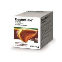 SANOFI Essentiale forte N 100 tvrdých tobolek