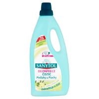 SANYTOL Dezinfekce univerzální čistič podlahy a plochy Citrón&Olivové lístky 1000 ml