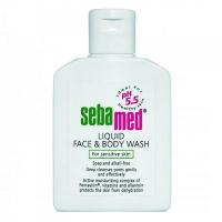 SEBAMED Jemná mycí emulze na tělo a obličej 1000 ml