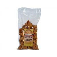 DAMODARA Sezamové chipsy150 g