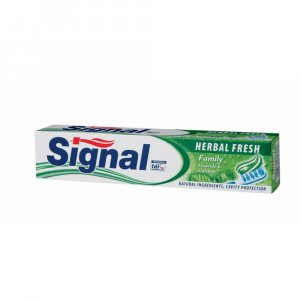 SIGNAL zubní pasta Herbal 75ml