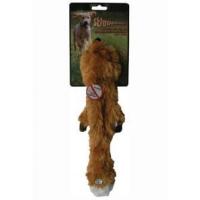 Skinneeez Hračka pes Liška pískací 61cm