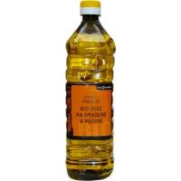 BIO NEBIO Slunečnicový olej na smažení plast 1l BIO
