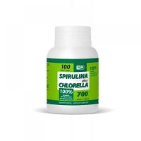 VIRDE Spirulina + Chlorella 100 tablet