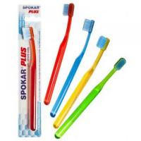 SPOKAR Zubní kartáček Plus extra měkký 1 kus