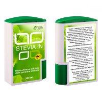 STEVIA IN 100% přírodní sladidlo 200 tablet