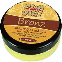 SUN VITAL Be Bronze opalovací máslo 200 ml