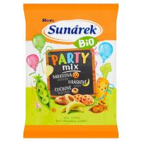SUNÁREK Bio křupky Párty mix 90 g
