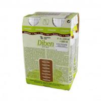 SUPPORTAN Diben drink Cappuccino tekutá výživa  4x200 ml