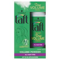 Taft Pudr na vlasy 10 g Volume Power