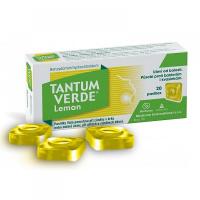 TANTUM VERDE Lemon ORM pastilky 20x3 mg