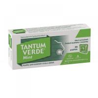 TANTUM VERDE mint ORM pastilky 20X3 MG