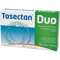 TASECTAN DUO 500 mg 12 tablet
