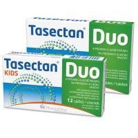 TASECTAN DUO Kids 250 mg 12 sáčků