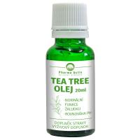 PHARMA ACTIV Tea Tree olej s kapátkem 20 ml