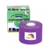 TEMTEX Tejpovací páska Tourmaline fialová 5cm x 5m