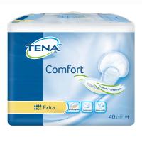 TENA Comfort extra vložná inkontinenční plena 6,5 kapek 40 ks