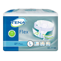 TENA Flex plus plenkové kalhotky 6 kapek vel. L 30 ks