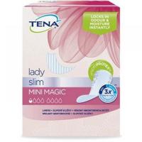 TENA Lady mini magic inkontinenční vložky 0,5 kapky 34 kusů
