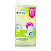 TENA Lady slim mini inkontinenční vložky 2 kapky 20 kusů