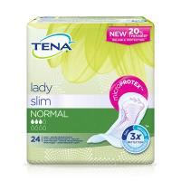 TENA Lady slim normal inkontinenční vložky 3 kapky 24 kusů