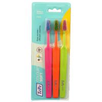 TEPE zubní kartáčky colour soft 3 kusy