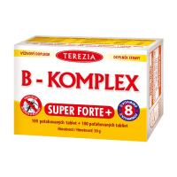 TEREZIA B-Komplex Super Forte+ 100 tablet