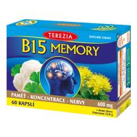TEREZIA B15 Memory 60 kapslí