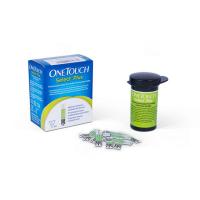 ONETOUCH Select plus testovací proužky 50 ks