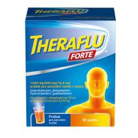 THERAFLU FORTE Horký nápoj 12,2 mg 10 sáčků
