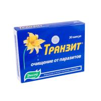 TML Tranzit vyčištění od parazitů 30 tablet