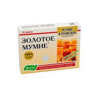 TML Zlaté mumio altajské čisté 20 tbl.