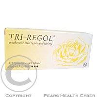 TRI-REGOL  3X21 Obalené tablety
