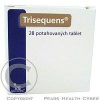TRISEQUENS  1X28 Potahované tablety