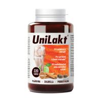 UNILAKT se skořicí 220 tablet