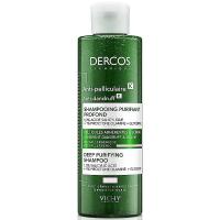 VICHY Dercos K Šampon proti lupům s peelingovým efektem 250 ml