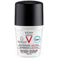 VICHY Homme Antiperspirant pro muže proti skvrnám 50 ml