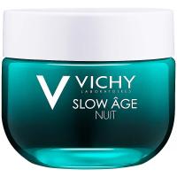 VICHY Slow Âge obnovující a okysličující noční péče 50 ml